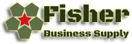 Fisher Business Supply Logo